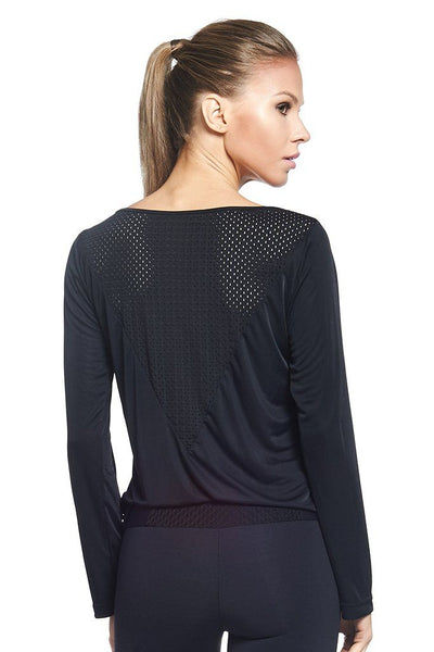 Tops Basic Long Sleeve - Womens Activewear and Workout Clothes | RomanceUSA