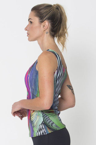 Tops,Holographic Active Tank