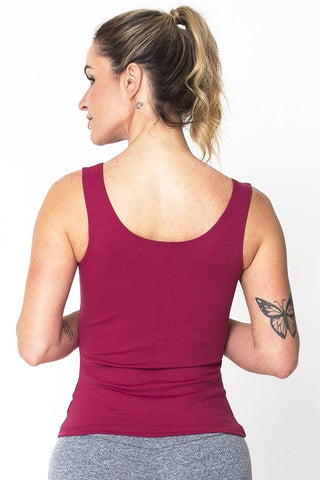 Tops,Wine Power Tank