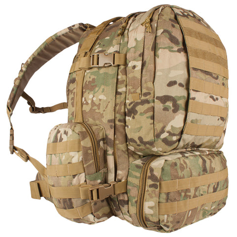Fox Tactical Advanced 3-Day Combat Pack Multicam