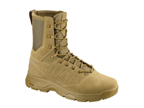 Salomon Guardian Boots AR 670-1 Compliant (Coyote)