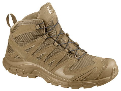 SALOMON  SHOES XA FORCES MID Coyote/Coyote/Coyote  L40137900