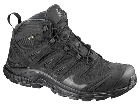 SALOMON  SHOES XA FORCES MID GTX® Black/Black/Bk  L40138100