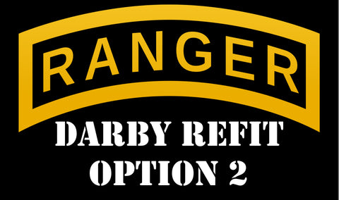 Ranger School Darby Refit Option 2