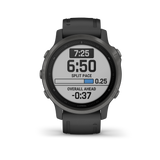 Garmin fēnix® 6S - Sapphire Edition - Carbon Gray DLC with Black Band 010-02159-24