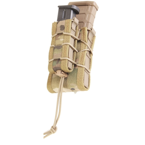HIGH SPEED GEAR Double Decker TACO 11DD00MC  Multicam Molle