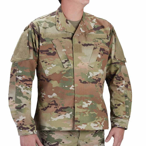 Propper® OCP ACU Uniform Coat 50/50 NYCO Ripstop