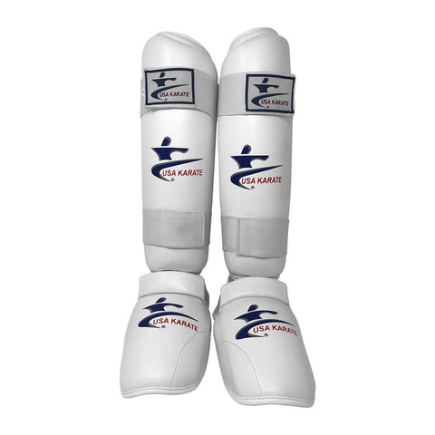 Century Martial Armor Shin Instep Guards