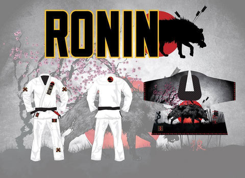 Ronin Imperial Kimono - Made in Japan
