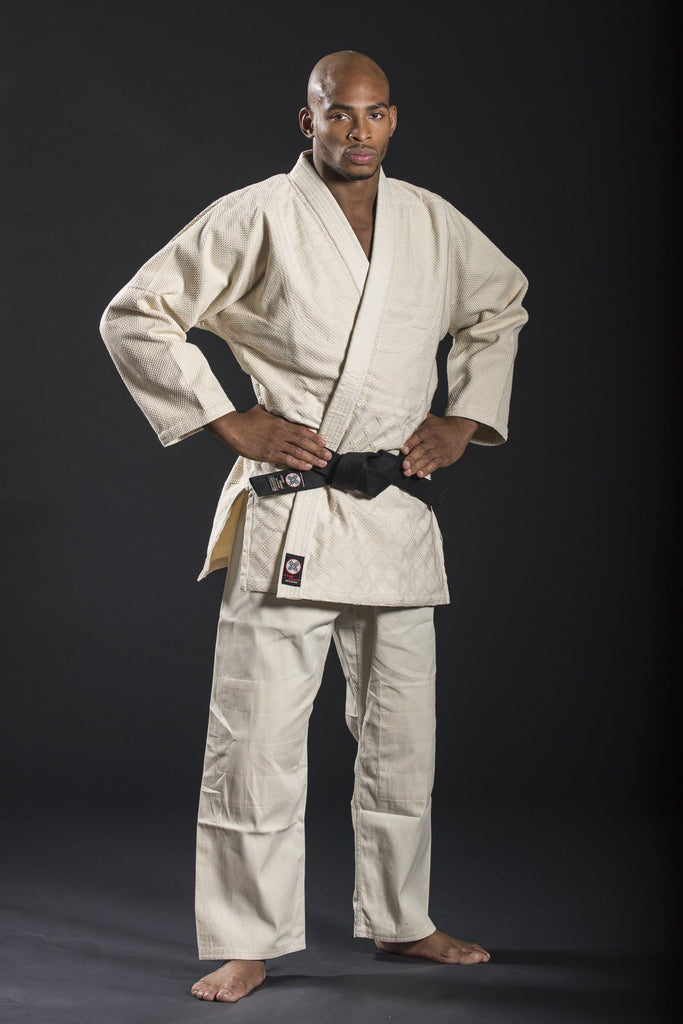Ronin Brand Single Weave Unbleached Judo gi