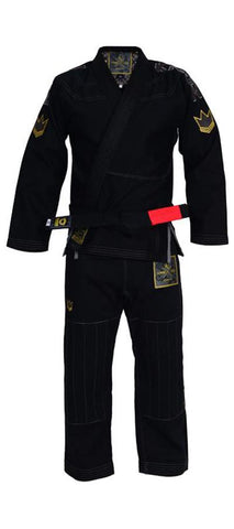 KINGZ BALISTICO 2.0 LIMITED EDITION JIU JITSU GI - MILITARY GREEN