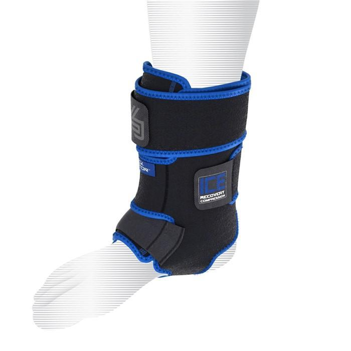 SHOCK DOCTOR ICE RECOVERY ANKLE WRAP