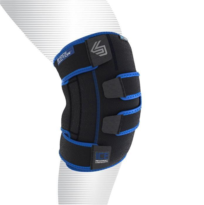 SHOCK DOCTOR ICE RECOVERY KNEE WRAP