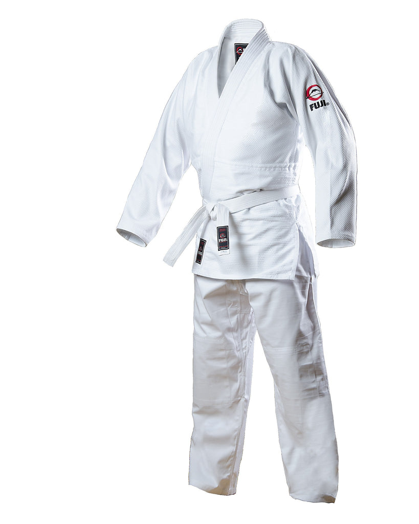 Fuji Double Weave Judo uniform - White or Blue