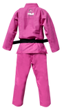 Womens Fuji Pink Bjj  All Round Gi