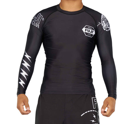 Fuji Mount Long Sleeve Rash guard