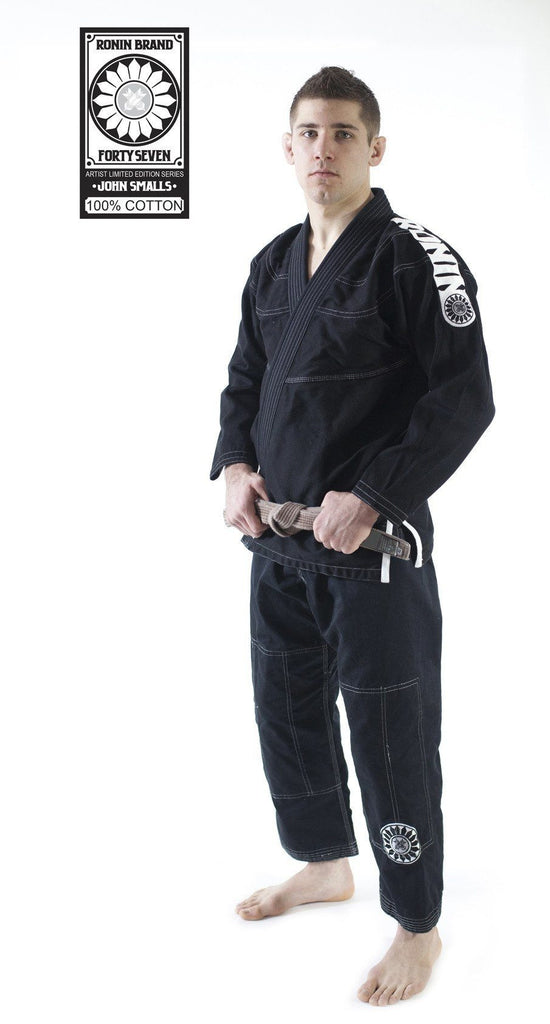 Ronin 47 Bjj Gi in Black