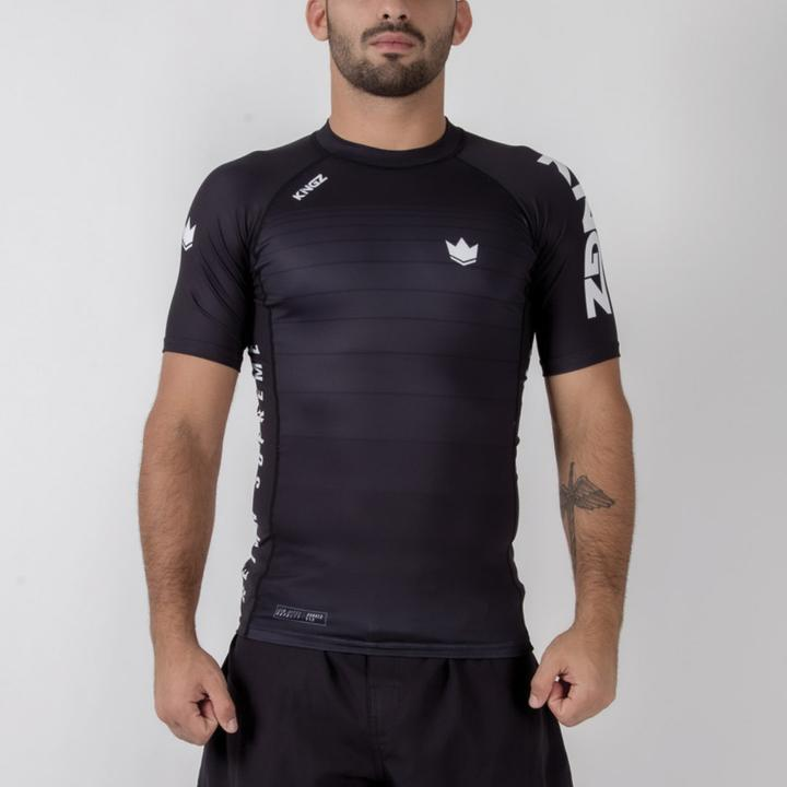Kingz Ranked V5.0 S/S Rash Guard