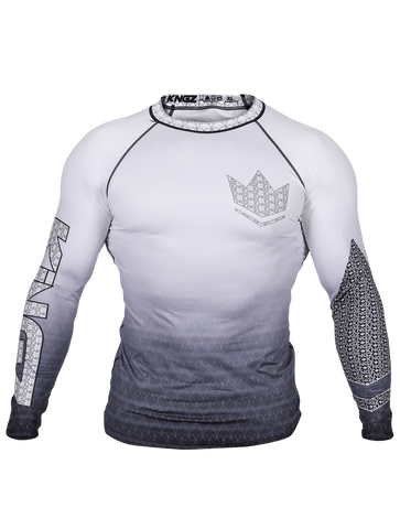 KINGZ RANKED V3 S/S RASH GUARD