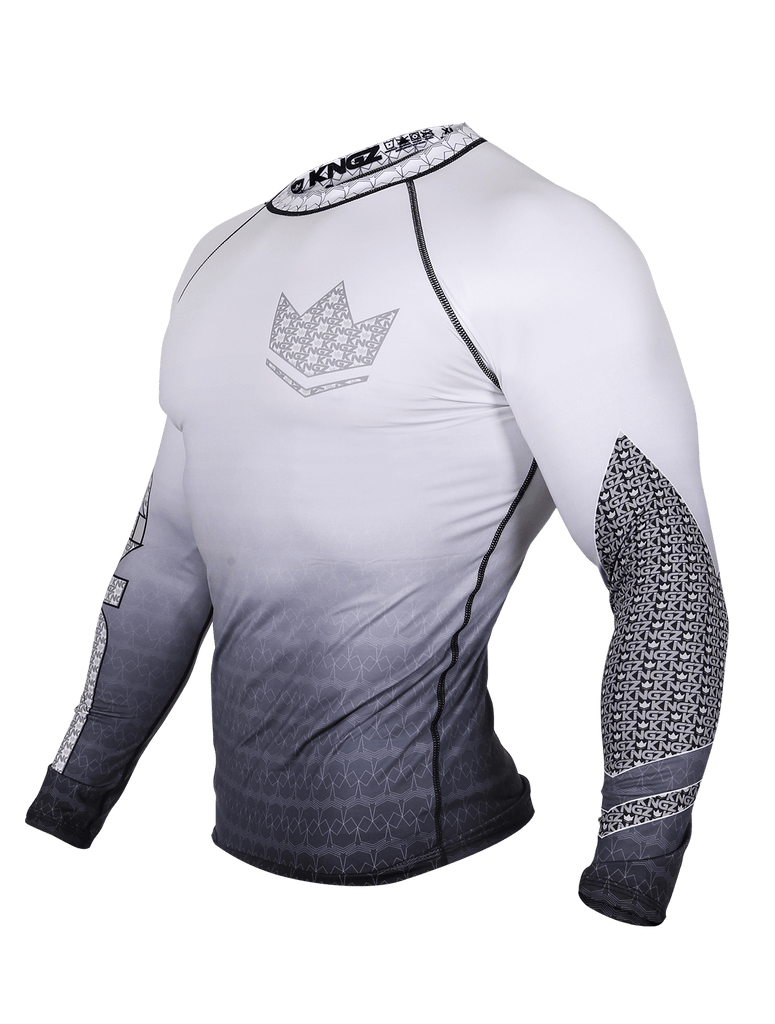 KINGZ CROWN 3.0 RANKED RASH GUARD
