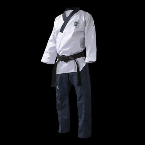 Adidas Judo Club Uniform - Single Weave gi
