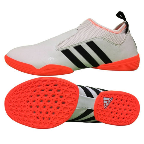 Adidas Judo J690 Quest White & Black - Double Weave