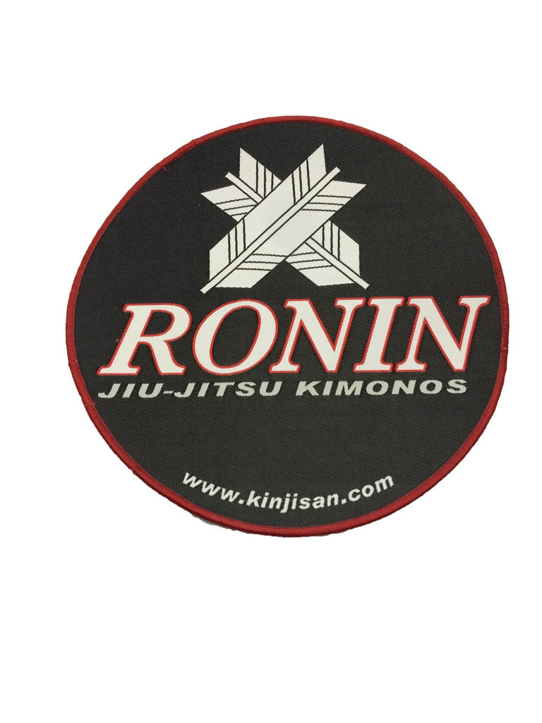 Circle Ronin Bjj Gi Patch