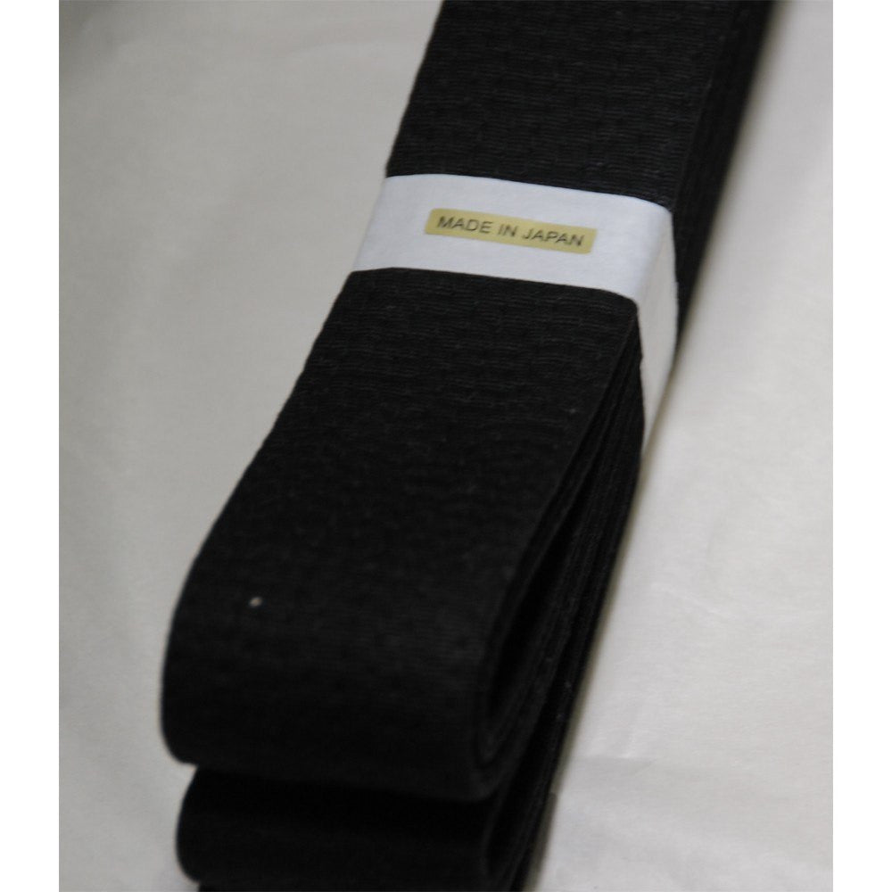 Tokaido Black Belt - Cotton