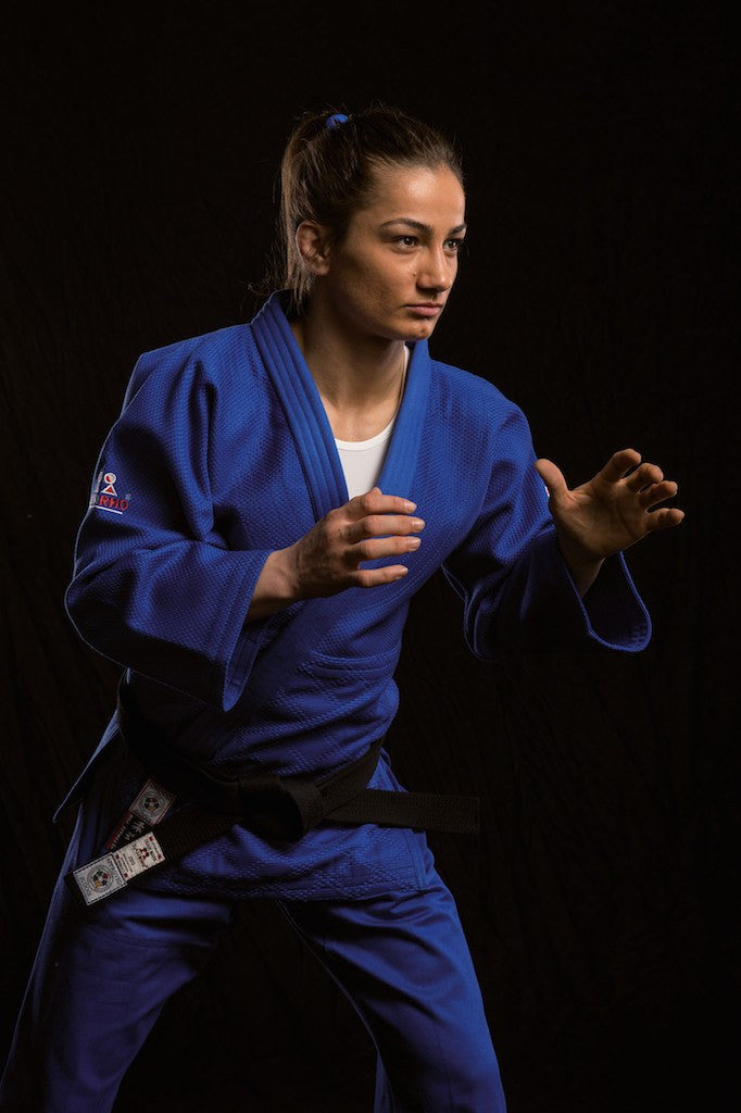 Danrho Ultimate 750 Judo Gi Blue-2015 IJF Approved