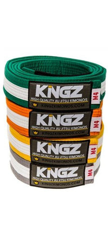 KINGZ SOLID COLOR KIDS BELTS