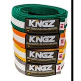 KINGZ KIDS BELTS W/ WHITE STRIP