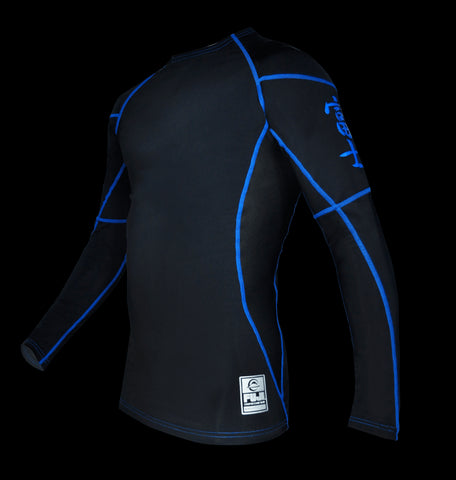 Fuji Sports Women's Kimono Rash Guard