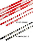 Dragon Escrimas - Black or Red Dragon (pair)