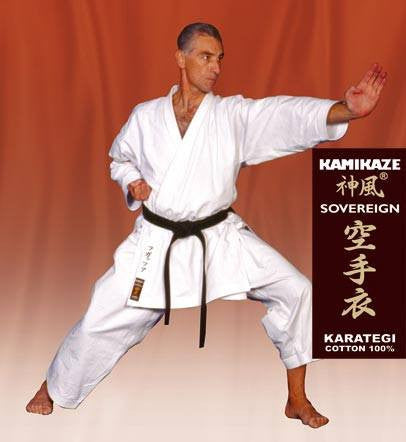 Kamikaze Sovereign Karate uniform