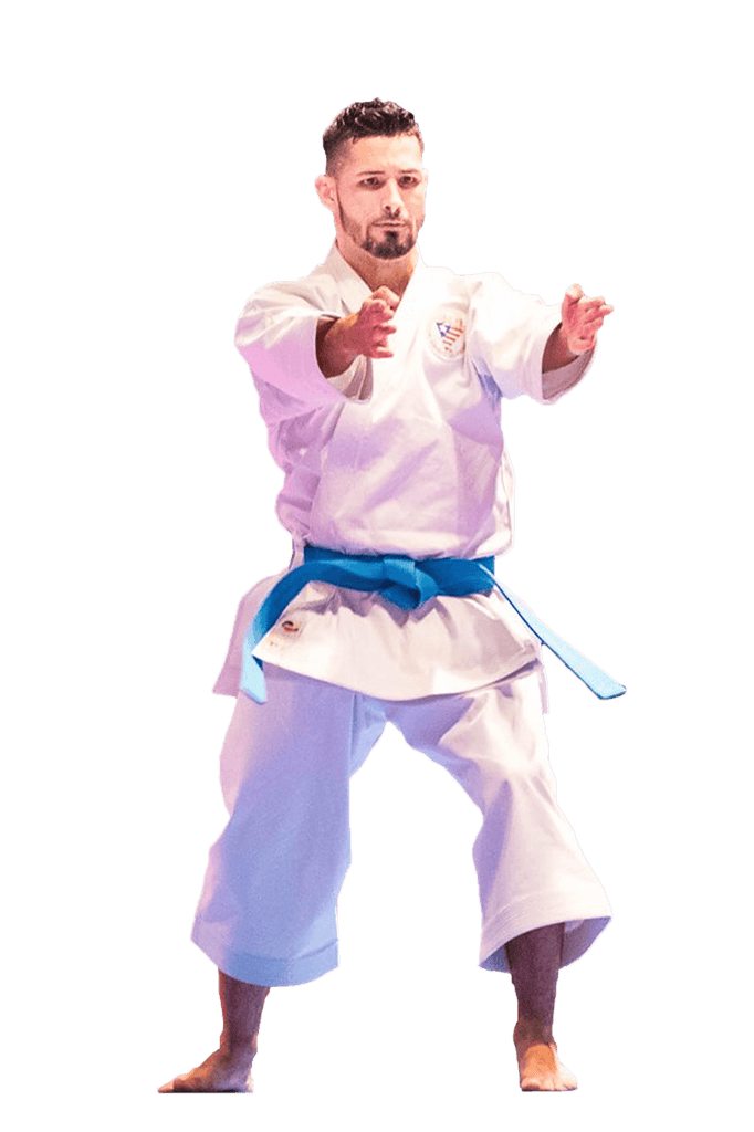 PUNOK KARATE  KATA UNIFORM - WKF Approved