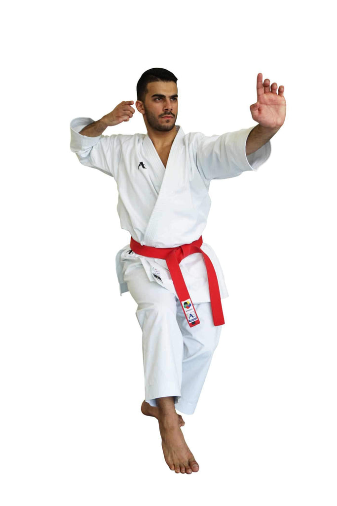 Arawaza Black Diamond WKF Karate Gi - Kata