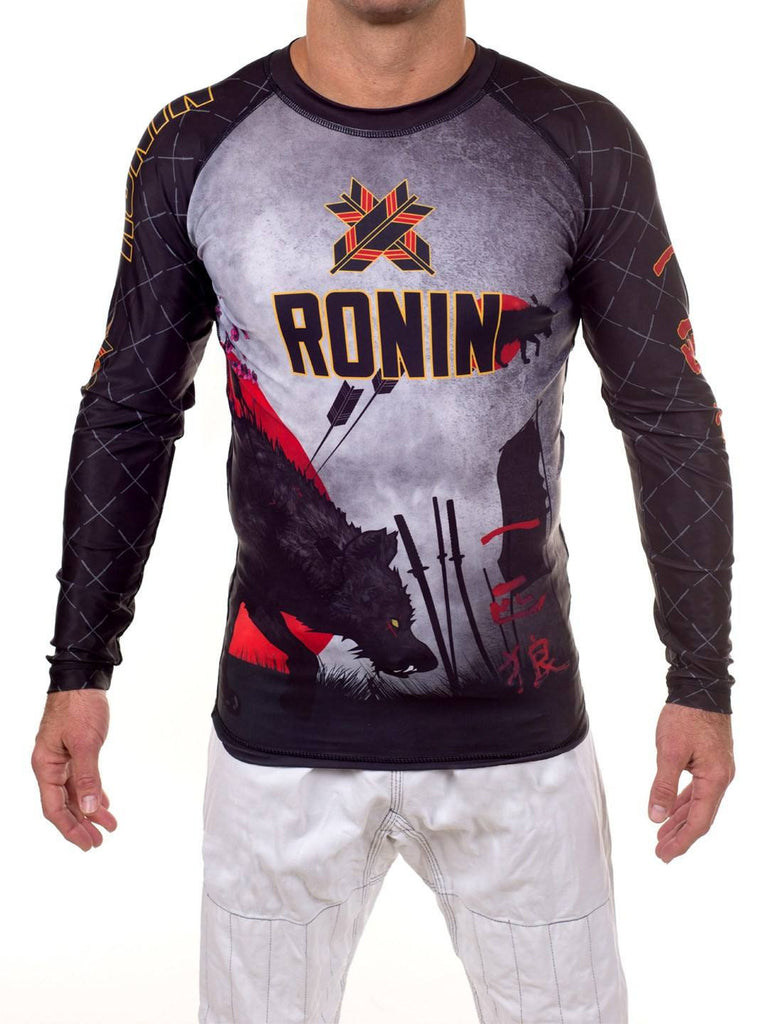 Ronin Lone Wolf Rash Guard