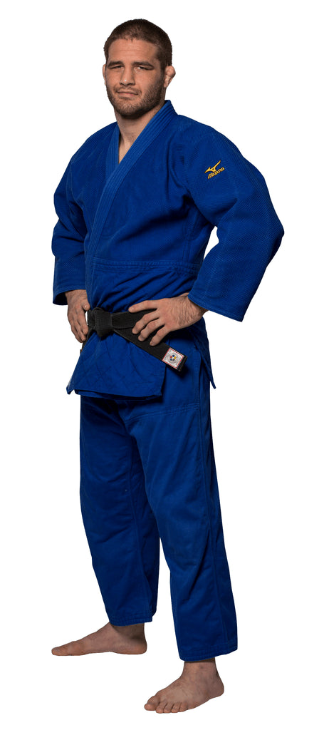 Mizuno Yusho Comp  Judo Gi - IJF Red Label - 2015