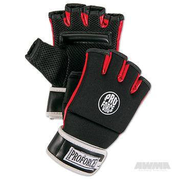 Proforce Kickboxing Fitness Glove - Black/Red