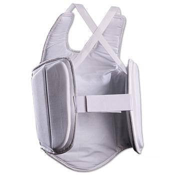 ProForce Ultra Lite Chest Guard White/Black