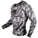 VENUM TECMO LONG SLEEVE RASH GUARD