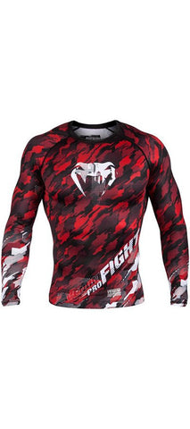 VENUM GORILLA LONG SLEEVE RASH GUARD