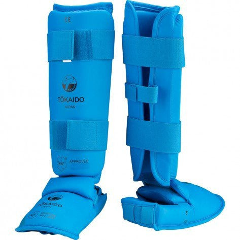 TOKAIDO WKF APPROVED SHIN AND FOOT PROTECTOR
