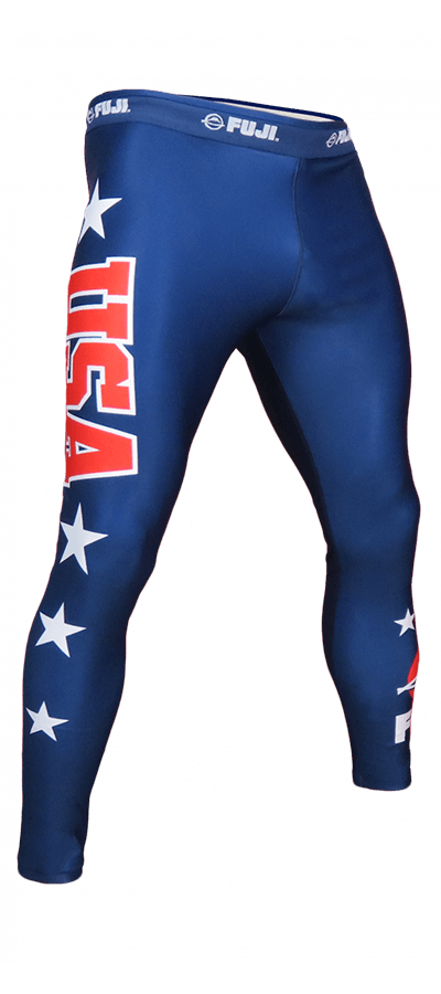 FUJI Sports USA Grappling Spats