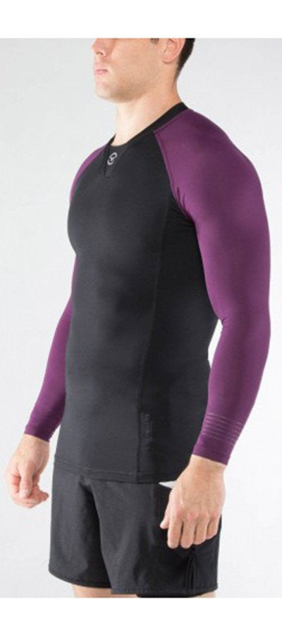 VIRUS MEN'S STAY COOL RANK RASHGUARD