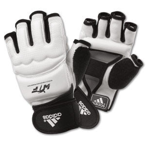 Adidas Fighter Fingerless Tkd gloves - Wtf approved