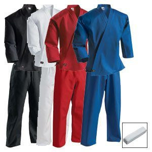 Century Middleweight Student Uniform with Elastic Pant