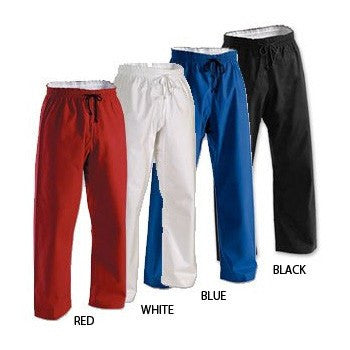 Century- 8 oz. Brushed Cotton Elastic-Waist Pant- All Colors