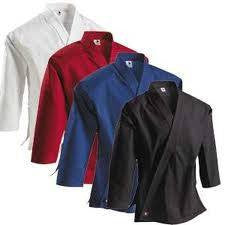 Century- 10 oz. Brushed Cotton Traditional Jacket - All Colors
