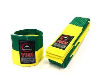 Fuji Competition Belt and Referee Wristband